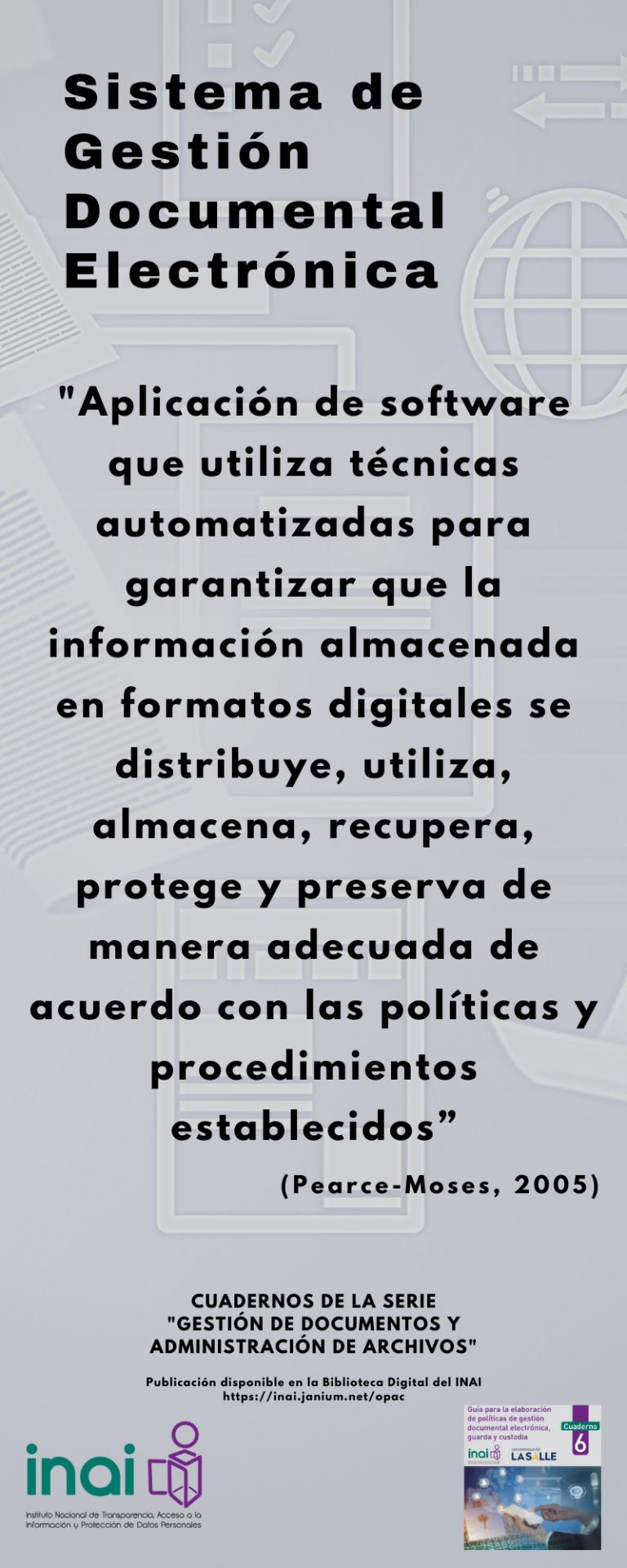 Sistema de Gestión Documental Electrónica