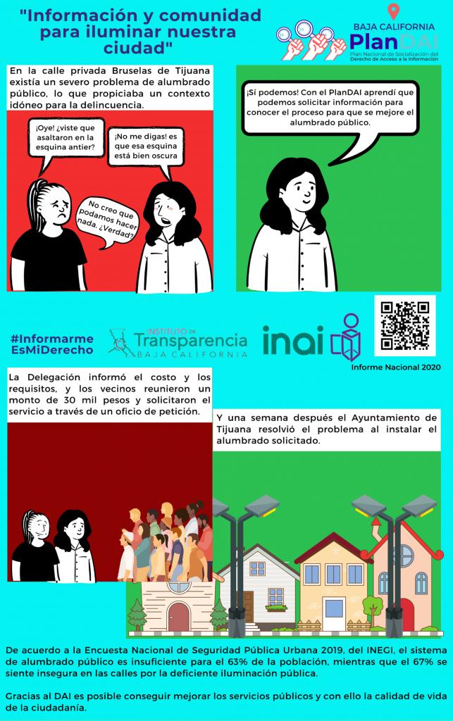 1. Información y comunidad para iluminar nuestra ciudad